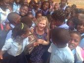 Guava Public School, Mozambique 2016
